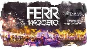 Ferragosto 2020 a La Cambusa Beach Club - Giardini Naxos
